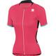 Sportful Luna Naiset Pyöräilypaita lyhythihainen , vaaleanpunainen